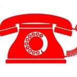 telefon simgesi — Stok Vektör