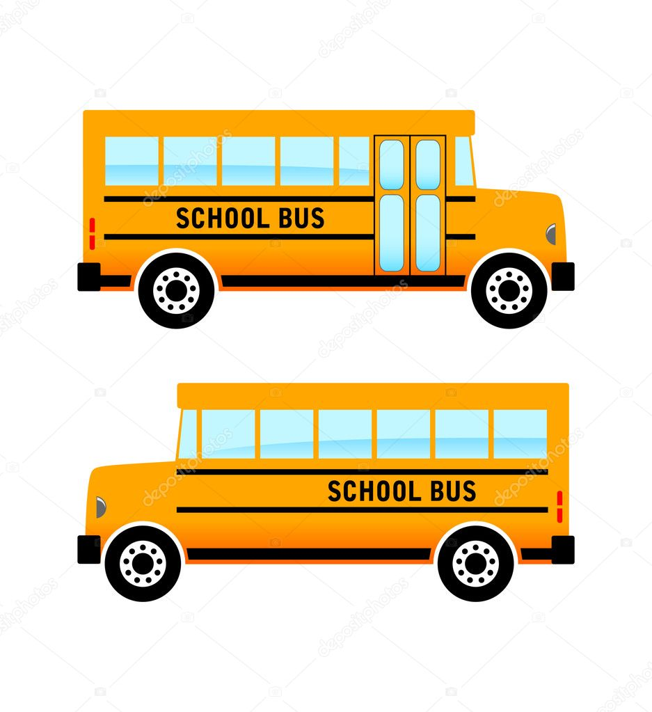 School Bus Vector nibus escolar vector de