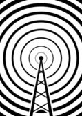 Transmitter icon — Stock Vector