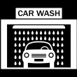 Car wash — Stock Vector #31730653