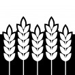 Agricultural icon — Stockvectorbeeld