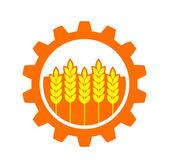 工业和农业的图标 — 图库矢量图片