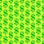 Dollar background — Stock Vector