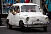 Vintage car — Stock Photo
