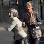 Sokağın pis aktörler — Stok fotoğraf