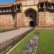 Agra Fort gate. — Stock Photo