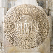 Sculpture of a Jain temple. — Stock Photo
