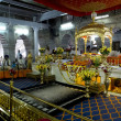 Sikh temple. - Stock Photo