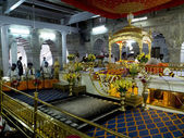 Sikh temple. — Stock Photo
