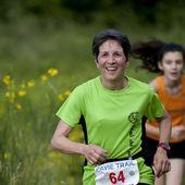Senior runner. — Stock Photo