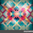 Abstract vector background | editable vector illustration — Vettoriale Stock
