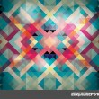Abstract vector background | editable vector illustration — Imagens vectoriais em stock