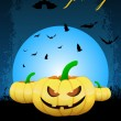 Royalty-Free Stock Vector Image: Halloween cartoons background | editable vector illustration