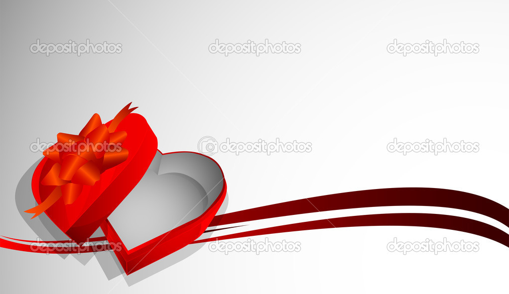 Happy Valentine vector image — Stock Vector #14354751