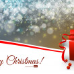 Christmas Card Vector Illustration Layered EPS10 — Stock Vector #35239451