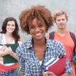 Happy group of college students — Stock Photo #13486152