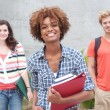 Happy group of college students — Stock Photo #13486163