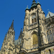 Stock Photo: Saint Vitus Cathedral