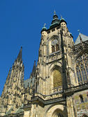 Saint Vitus Cathedral — 图库照片
