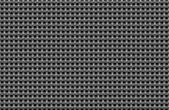Braided wire steel grid seamless background — ストック写真