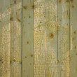 Rough boards wooden seamless background — Stock Photo