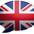 The British flag - Photo