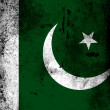 Pakistani flag — Stock Photo #14962101
