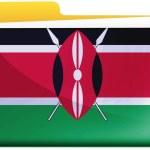 Постер, плакат: Kenya flag