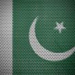 Pakistani flag — Stock Photo #15008335