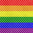 Gay pride flag — Stock Photo #15009399