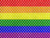 Gay pride vlag — Stockfoto