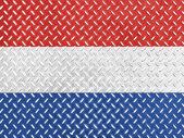 The Netherlands flag — Stock Photo