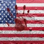 The USA flag — Stock Photo #15379631