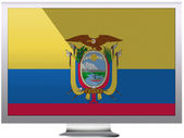 Ecuador flag — Photo