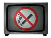 No smoking sign — Stockfoto