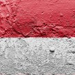 The Indonesian flag — Stock Photo #15385689