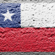 Chile flag — Stock Photo #15386631