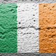 Irish flag — Photo #15387045