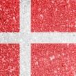 Danish flag — Stock Photo #15390637