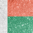 Madagascar flag — Stock Photo #15391111