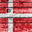 Danish flag — Stock Photo #15393341
