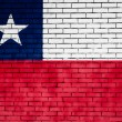 Chile flag — Stock Photo #15394699