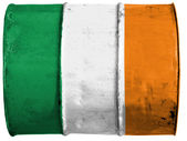 The irish flag — Foto Stock
