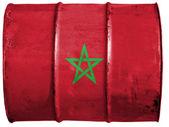 Marockansk flagga — Stockfoto