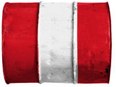 Peru bayrağı — Stok fotoğraf