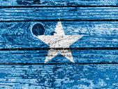 The Somalia flag — Stock Photo