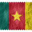 Stock Photo: Camerooniflag