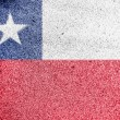Chile flag — Stock Photo #15402005