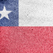 Stock Photo: Chile flag