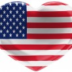 The USA flag — Stock Photo #15404063